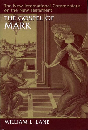 9780802825025-NICNT Gospel of Mark, The-Lane, William