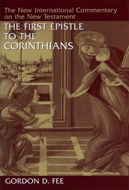 9780802825070-NICNT First Epistle to the Corinthians, The-Fee, Gordon D.