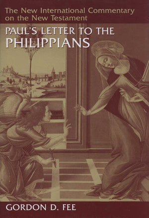 9780802825117-NICNT Paul's Letter to thePhilippians-Fee, Gordon D.