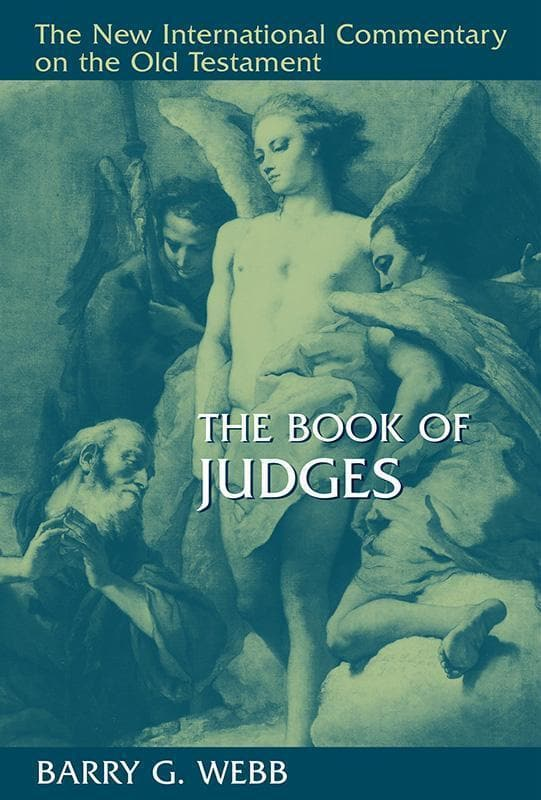 9780802826282-NICOT Book of Judges, The-Webb, Barry