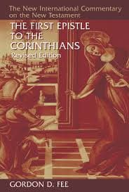 NICNT First Epistle to the Corinthians by Fee, Gordon D. (9780802871367) Reformers Bookshop