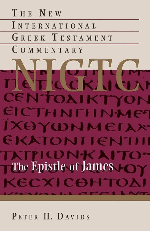 9780802871404-NIGTC Epistle of James, The-Davids, Peter H.