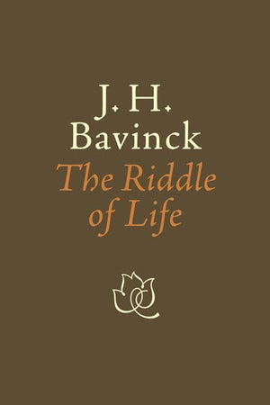 9780802873330-Riddle of Life, The-Bavinck, J. H.