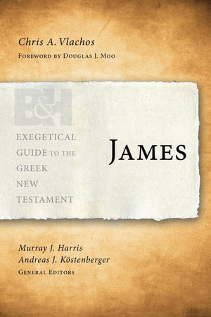 EGGNT James by Vlachos, Chris (9780805448504) Reformers Bookshop