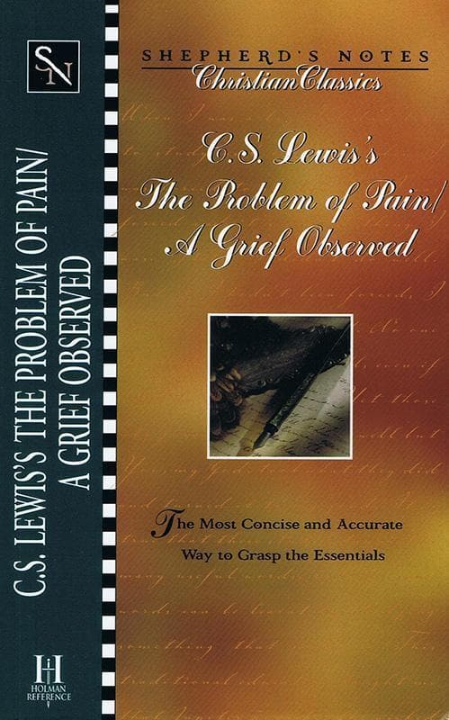 9780805493535-C.S. Lewis's the Problem of Pain & A Grief Observed-Lewis, C. S.