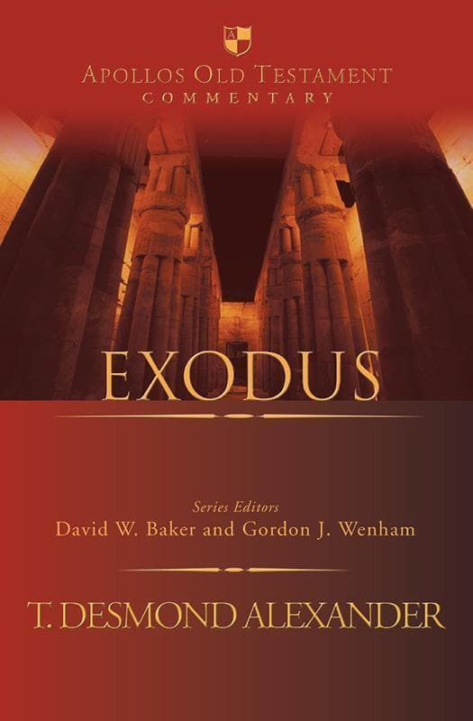 9780830825028-AOTC Exodus (Apollos Old Testament Commentary)-Alexander, T. Desmond