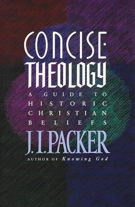 9780842339605-Concise Theology: A Guide to Historic Christian Beliefs-Packer, J. I.