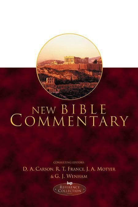 9780851106489-New Bible Commentary-Carson, D. A.; France, R. T.; Motyer, J. A.; Wenham, G. J. (Editors)