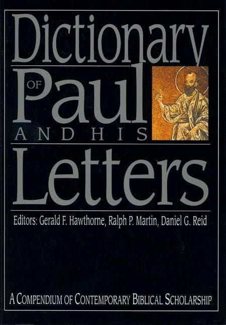 9780851106519-Dictionary of Paul and His Letters-Hawthorne, Gerald; Martin, Ralph P. (eds