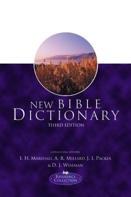 9780851106595-New Bible Dictionary-Marshall, I. Howard; Millard, A. R.; Pac