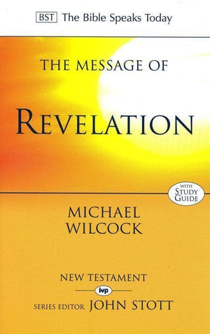 9780851109640-BST Message of Revelation-Wilcock, Michael