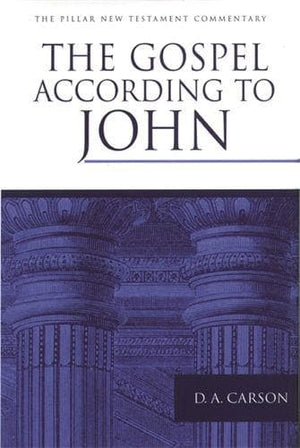 PNTC, Gospel According to John, The by Carson, D. A. (9780851117492) Reformers Bookshop