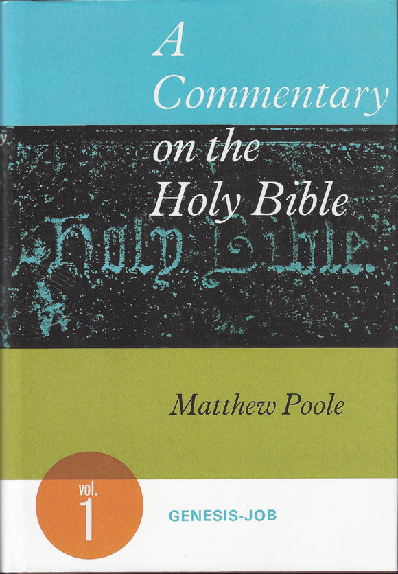 A Commentary on the Holy Bible | 9780851510545
