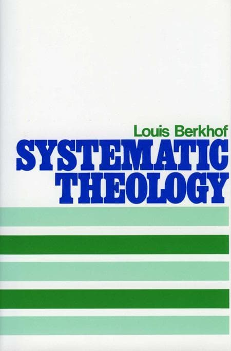 9780851510569-Systematic Theology-Berkhof, Louis