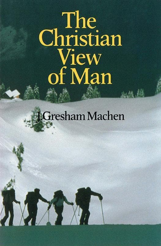 9780851511122-Christian View Of Man-Machen, J. Gresham