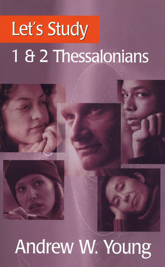 Let's Study 1&2 Thessalonians | Young Andrew W | 9780851517988
