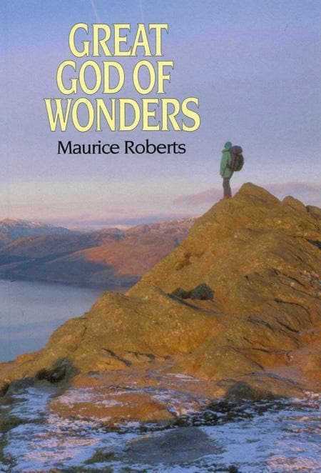 9780851518374-Great God of Wonders-Roberts, Maurice