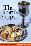 9780851518541-PPB The Lord's Supper-Watson, Thomas