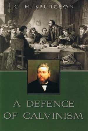 9780851519739-Defence of Calvinism, A-Spurgeon, C. H.