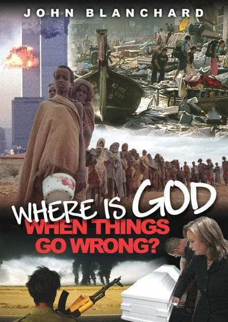 9780852345900-Where is God When Things Go Wrong-Blanchard, John