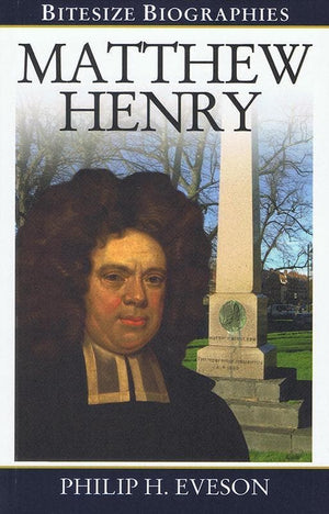 9780852347997-Bitesize Biographies: Matthew Henry-Eveson, Philip