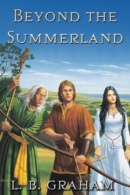 9780875527208-Beyond the Summerland: The Binding of the Blade Book 1-Graham, L.B.