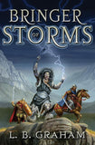 9780875527215-Bringer of Storms: The Binding of the Blade Book 2-Graham, L.B.