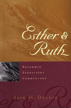 9780875527833-REC Esther & Ruth-Duguid, Iain M.