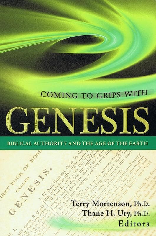 9780890515488-Coming to Grips with Genesis: Biblical Authority and the Age of the Earth-Mortenson, Terry; Ury, Thane H. (Editors)