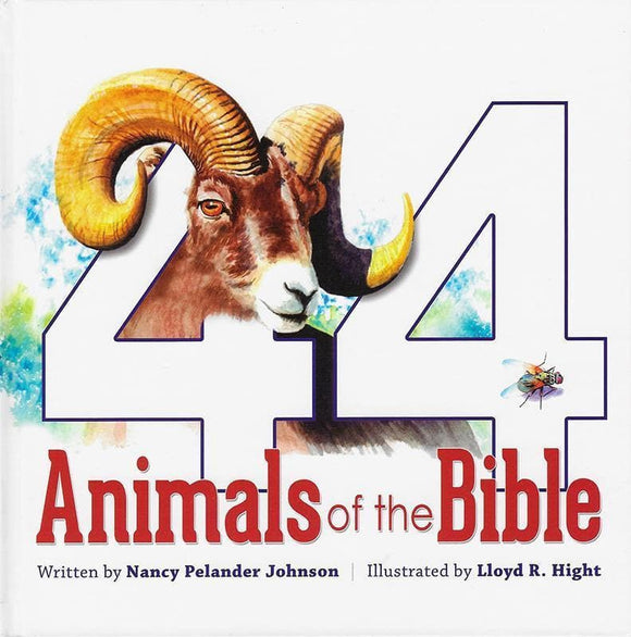 9780890518434-44 Animals of the Bible-Johnson, Nancy Pelander