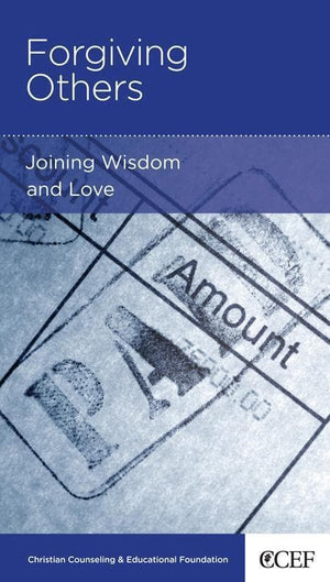 9780976230816-NGP Forgiving Others: Joining Wisdom and Love-Lane, Timothy