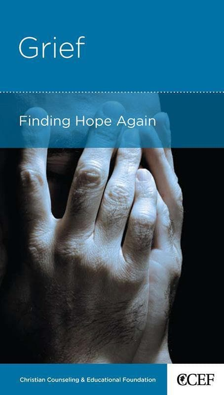 9780976230823-NGP Grief: Finding Hope Again-Tripp, Paul David
