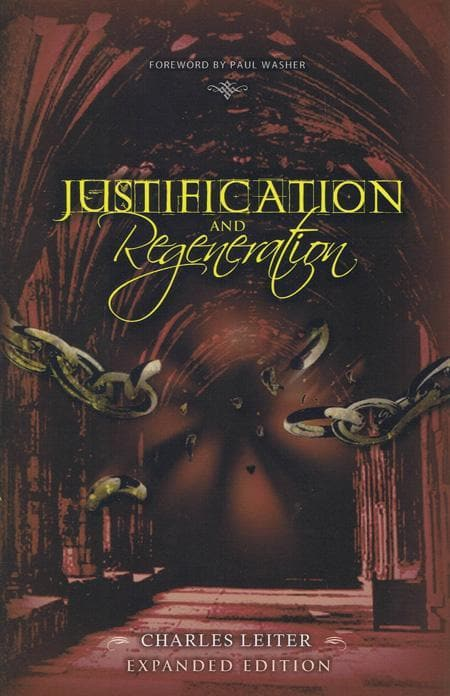 9780981732152-Justification and Regeneration-Leiter, Charles