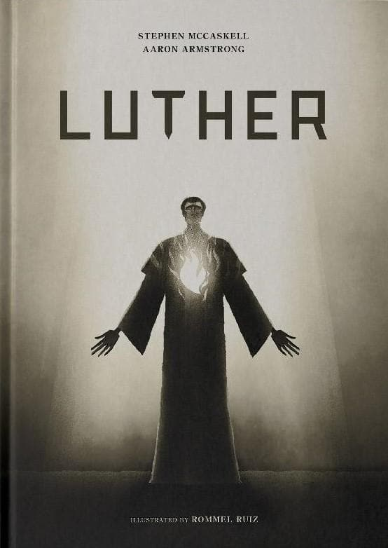 Luther: A Visual Book