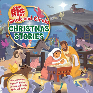 Seek-and-Circle Christmas Stories by (9781087715445) Reformers Bookshop