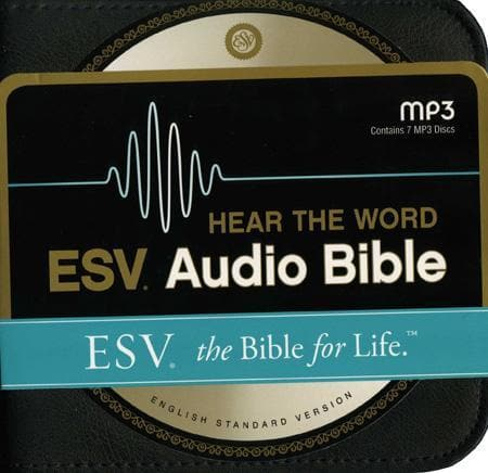9781433502958-ESV Hear the Word Audio Bible (MP3 CD)-Bible