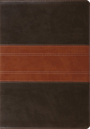 ESV Study Bible (TruTone, Forest/Tan, Trail Design) by ESV (9781433503931) Reformers Bookshop