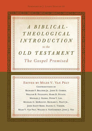 9781433533464-Biblical-Theological Introduction to the Old Testament, A: The Gospel Promised-Van Pelt, Miles (Editor)