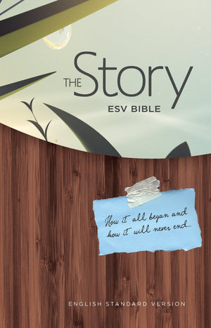 The Story ESV Bible by ESV (9781433533747) Reformers Bookshop