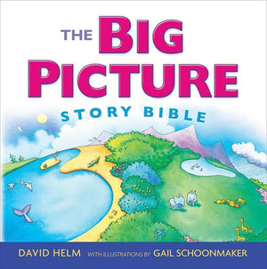 9781433543111-Big Picture Story Bible, The-Helm, David R.