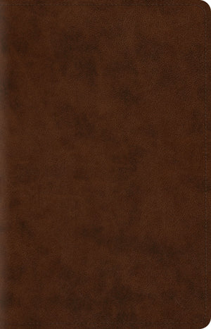 ESV Wide Margin Reference Bible (TruTone, Brown) by ESV (9781433544163) Reformers Bookshop
