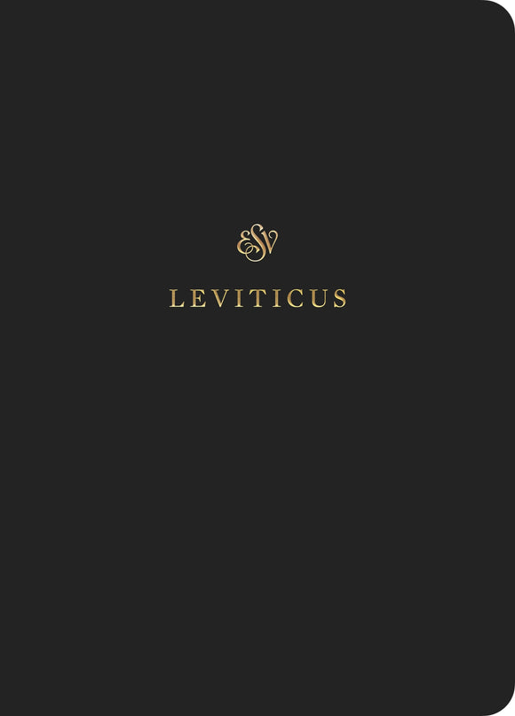 ESV Scripture Journal: Leviticus | 9781433546310