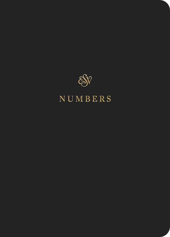 ESV Scripture Journal: Numbers | 9781433546334