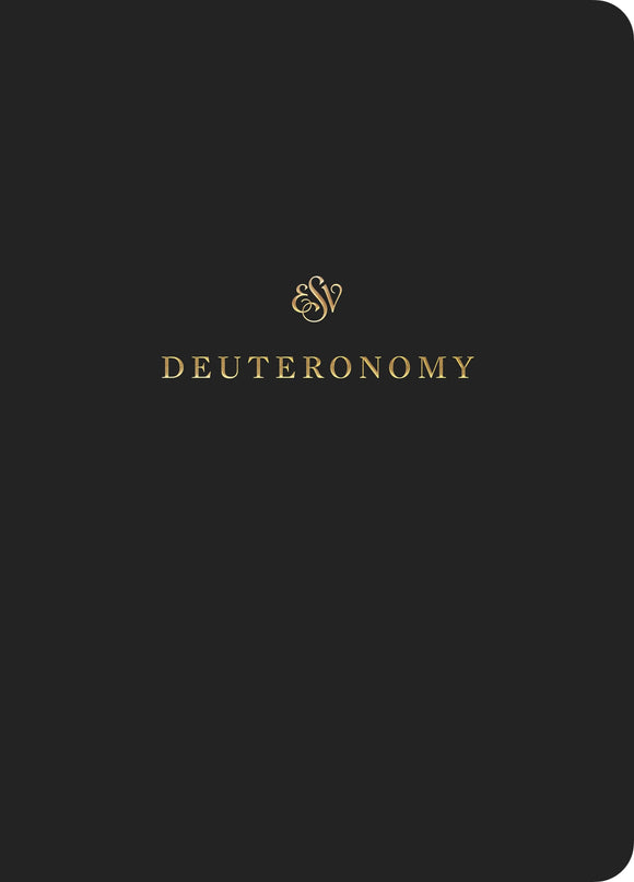 ESV Scripture Journal: Deuteronomy | 9781433546341