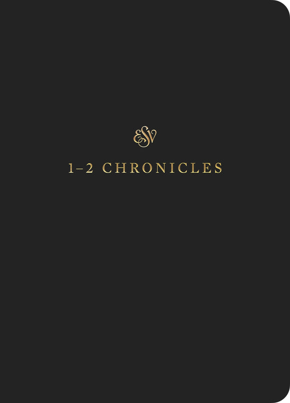 ESV Scripture Journal: 1-2 Chronicles | 9781433546426
