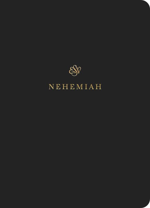 ESV Scripture Journal: Nehemiah | 9781433546457