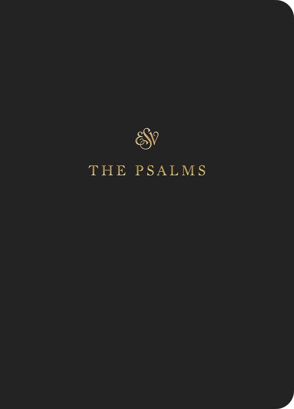 ESV Scripture Journal: Psalms Paperback