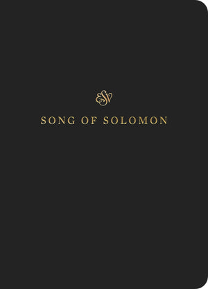 ESV Scripture Journal: Song of Solomon | 9781433546570