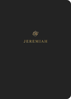ESV Scripture Journal: Jeremiah | 9781433546594