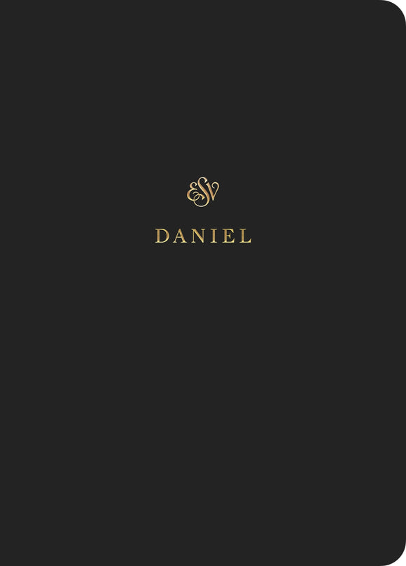 ESV Scripture Journal: Daniel | 9781433546631